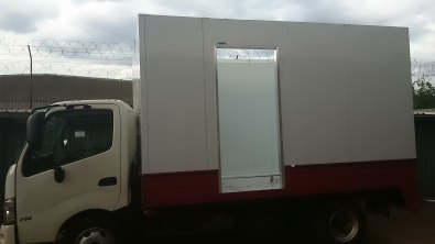 Vip kitchens and coldrooms trailers for sale