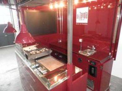 Ice cream- Gelato Cafe Vehicle Food Truck Frozen Yogurt Tuk Tuk