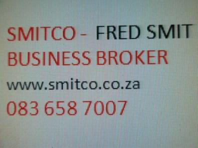 DO YOU WANT TO SELL OR BUY,SMITCO BUSINESS BROKERS