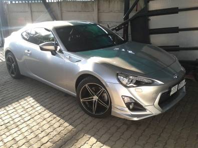 2013 Toyota 86 2.0 high