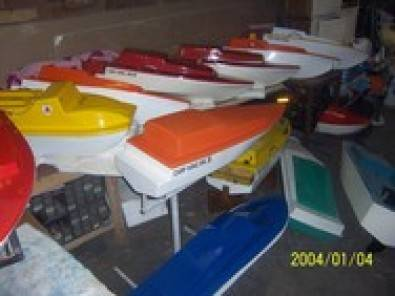Bait boat spares and