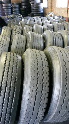 315 &12R SECONDHAND TYRES