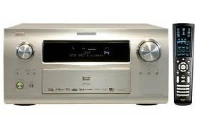 Amplifier and AV receiver repairs