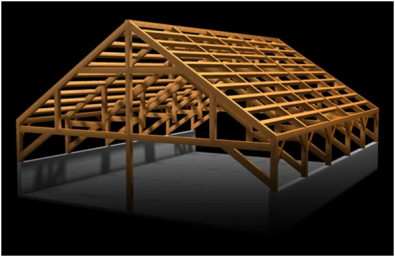 Roof Trusses, Roofing Timber @ Unbeatable Prices | Junk Mail