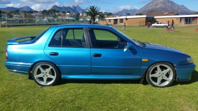 Nissan Sentra 1.6 gxi for sale | Junk Mail