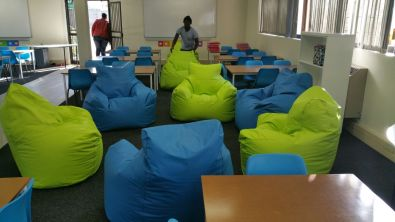 """""""PERFECTS!!!! SINGLE SEATER BEAN BAGS IN ANY COLOUR YOU WANT,WE ARE RELIABLE COMPANY TESTED&TRUSTED"""