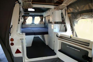 Sherpa Tiny  (Fibreglass caravans)