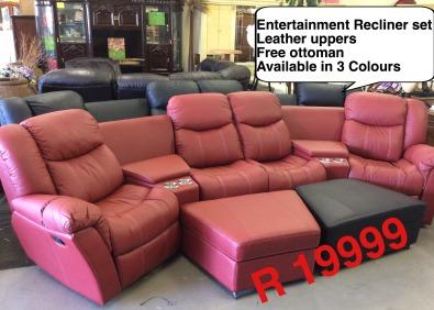 Recliners In Living Room Furniture In Pretoria Junk Mail
