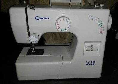 Empisal sewing machine parts accessories attachments.