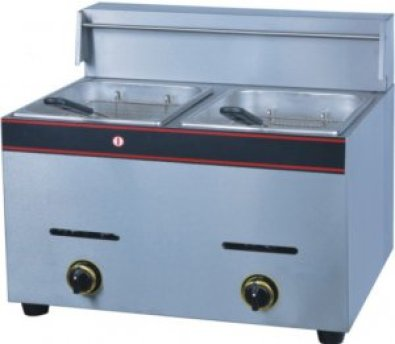 FRYER GAS DOUBLE