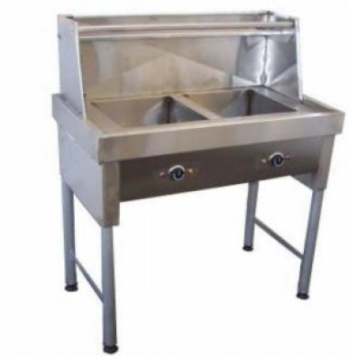 SPAZA GAS FRYER Capa