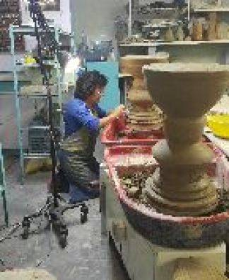 Pottery Classes and Pottery Parties