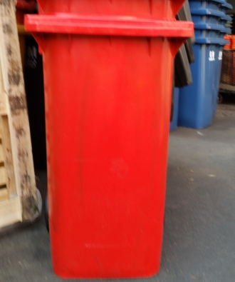 240 AND 130 L WHEELIE BINS FOR SALE