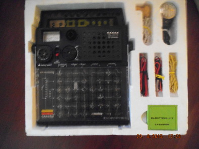 E.X. KIT - electronic educational system