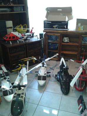 HELLIES & PLANES FOR SALE
