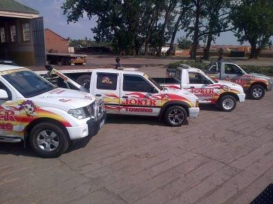 East Rand Towing Service on N3, N17, N12, R23