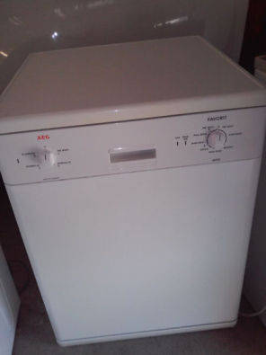 Aeg Favorit 40320 Dishwasher Junk Mail