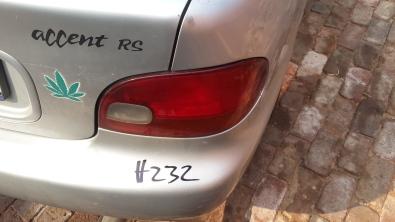 Hyundai Accent 1998 1.5