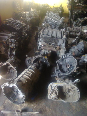 Brand new and second hand engines for sale