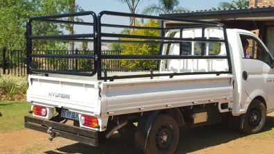 H100 Cattle rail/tralie
