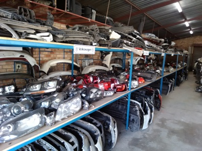 We are now stripping 3 Toyota etios for spare part