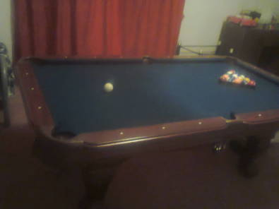 MD Sports Pool Table For Sale Junk Mail - Md pool table