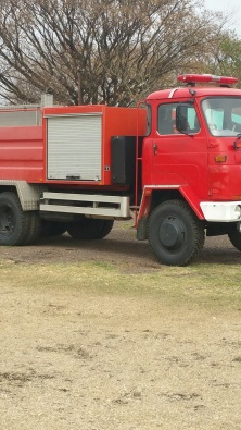 AVIA 6x6 Fire Engine with Basic Fire Equipment | Junk Mail