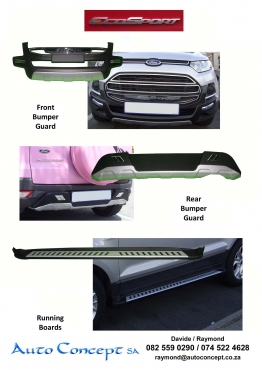 Lowest Prices On Ford Kuga And Ford Ecosport Accessories Ever