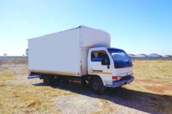 Pretoria mini movers for moving transport