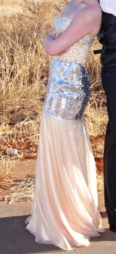 Stunning matric farewell dress ( matriekafskeid rok)