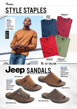 Jeep Sandals