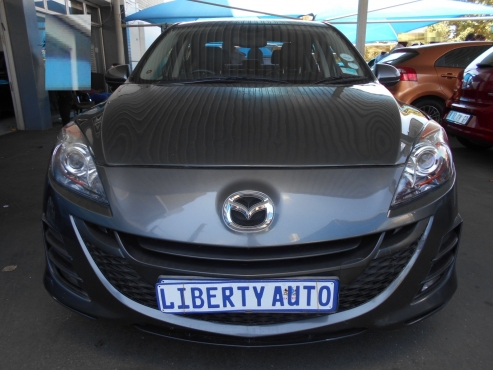 Mazda 3 Dynamic 2011 Sedan 1.6  Manual Gear  75,000 km Key-less Push Start button  Leather Seats