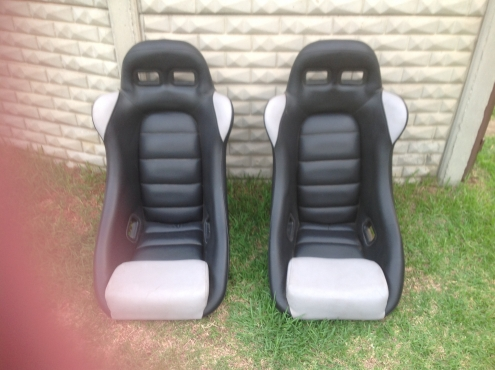 Two Racing Seats For Sale Junk Mail