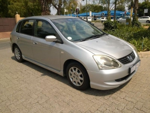 2005 Honda Civic 150i 5dr For Sell At Affordable Price