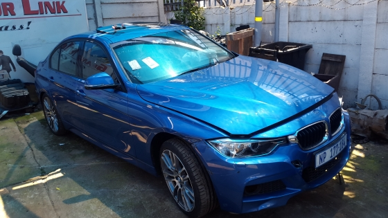 BMW Parts F30 320i M-Sport 2014 STRIPPING FOR SPARES