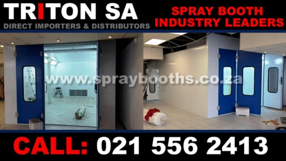 Affordable Spray Booths | Furniture Spray Booths | Budget Spray booths