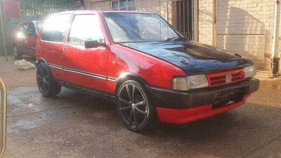 Fiat Uno Turbo Junk Mail