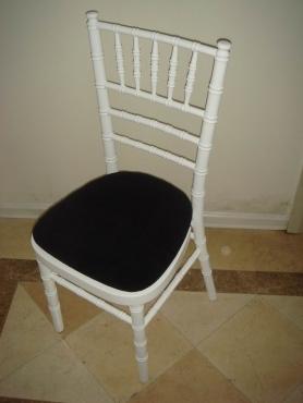 Banquet Furniture Tiffany Chiavari Louis Victoria Ghost Dining Chair