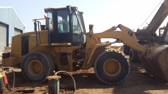 Front End Loader CAT 938 - Used