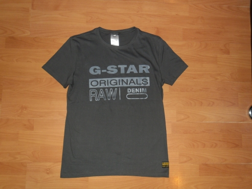 Men's G-Star T-Shirts FOR SALE R220each; Superdry Golfers R300each