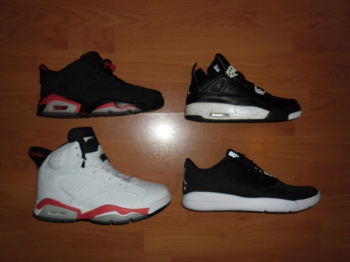 Nike Airmax, Jordans, Adidas Yeezy Boost Sneakers FOR SALE R600 - R850