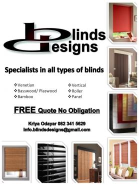 Blinds Designs