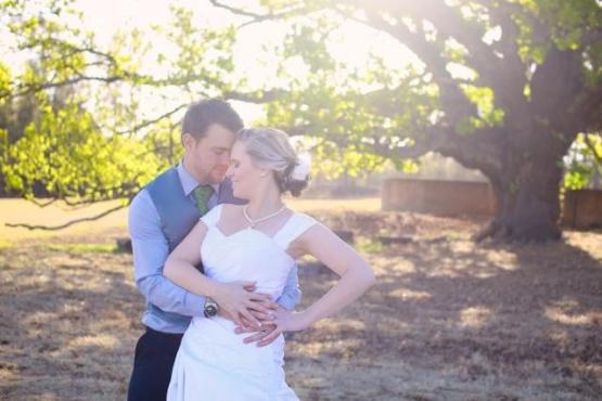 Wedding dress / trourok
