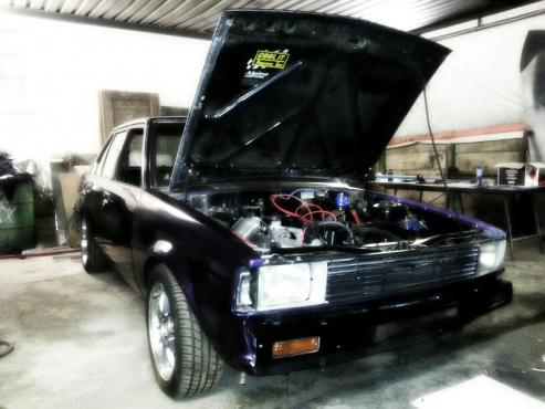 1981 toyota ke70 3t turbo