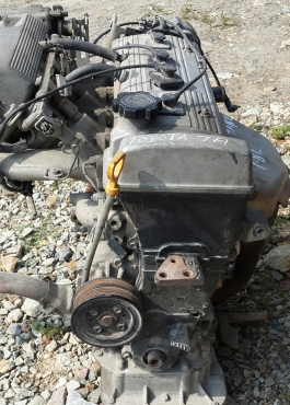 Toyota Corolla 7AFE 1 8L Engine for sale R7500 | Junk Mail