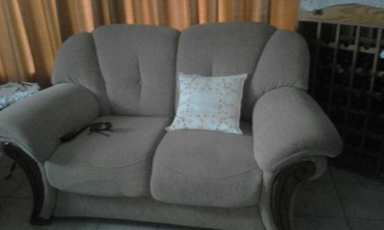 Lounge Suite and TV Cabinet Urgent Sale