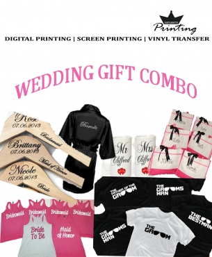 Wedding gift printing in johannesburg
