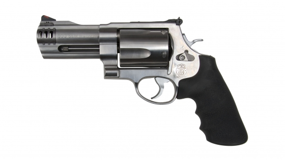 Smith and wesson 500 Magnum Revolver 4'' Barrel