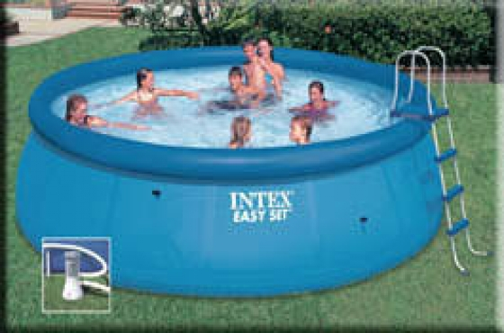 intex easy set pool. Intex Easy Set Pool 15\u0027
