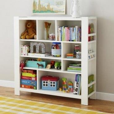 Stunning Custom Made Bookshelves